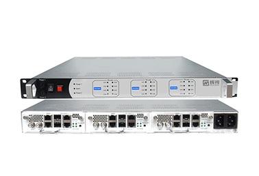 8合1 IP复用QAM调制器HS-6008-IQ