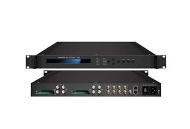 河南四路专业数字电视接收机HS-6004-C