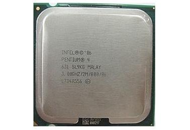 INTEL奔腾4 P4 631 高频 775针CPU